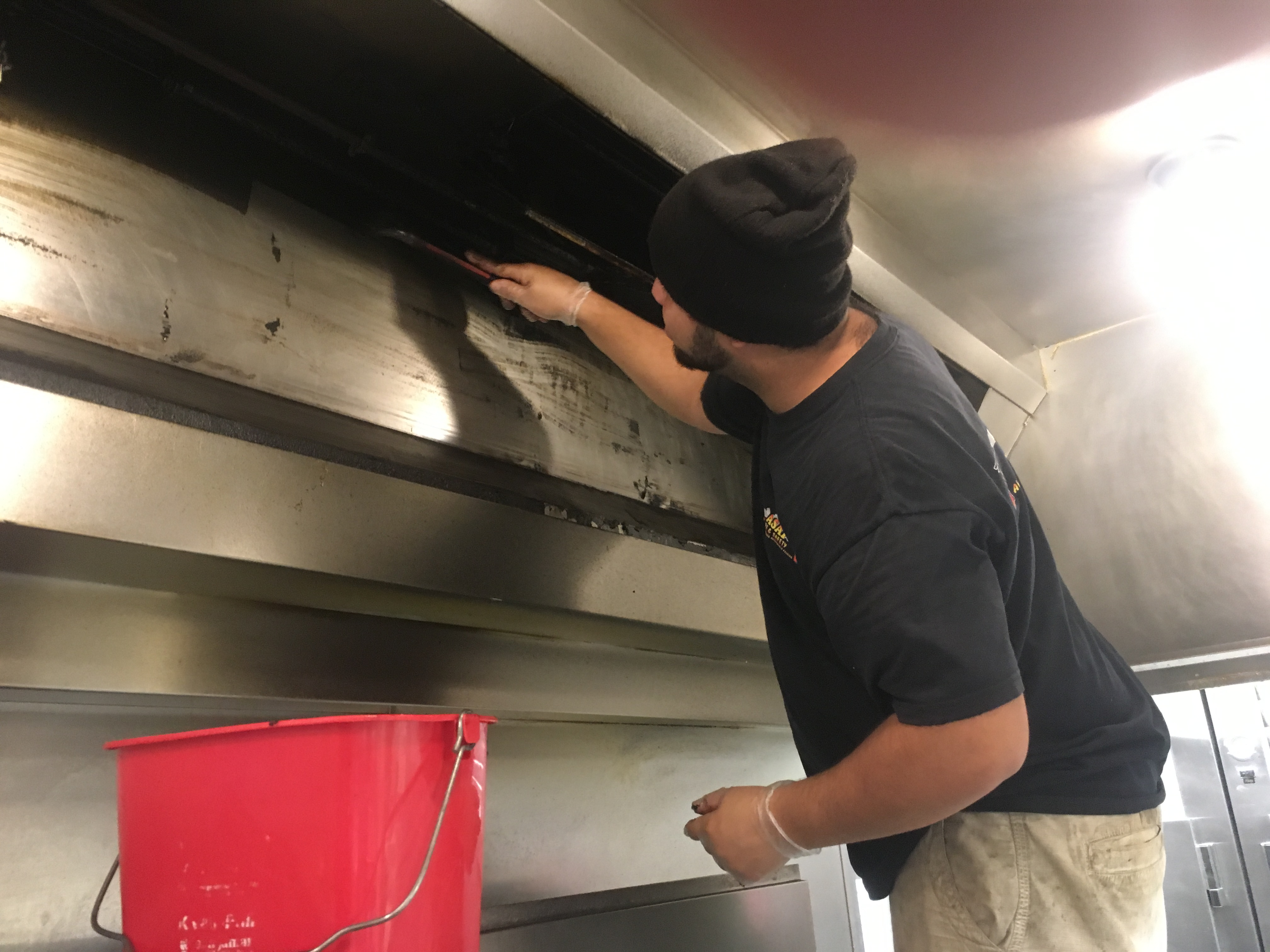 Kitchen Hood Amp Duct Cleaning